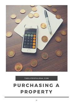 #howtopurchaseaproperty #decisiontopurchaseaproperty #buyingaproperty #purchasingaproperty #firsthomebuyers #thelifeofalena