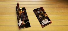 Free PSD Coffee Brochure Template - Free PSD Files