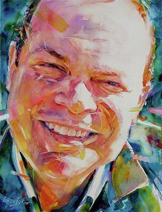 david lobenberg watercolor paintings - Google Search