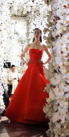 Haute Couture collection for DIOR