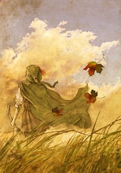 The Name of the Wind by ~tabbystardust on deviantART