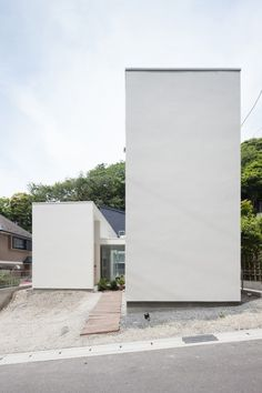 House in Gokurakuji / Kawabe Naoya Architects