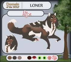 Alice left Vale pack and joined Shiloh. Name: Alice Nickname: Ali Age: Young Adult (2 years old) Gender: Female Voice: Eva Green Orientation: Bi. (more interested in...