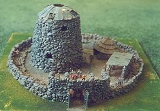 scotland broch | brochs were built in many parts of scotland before and during the time ...