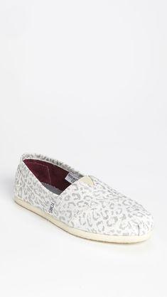 f8369d8ff0db Want want want Leopard Slip On, Snow Leopard, Leopard Toms, Toms Classic,