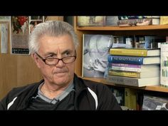 """In this revealing interview John Irving talks about bi-sexuality, his gay son and his new book, """"In One Person"""""""