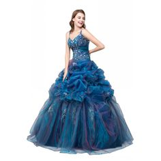 656cca2c5d4 Cheap Quinceanera Gowns 2017 Ball Gown Spaghetti Strap Bead sweet 16 Quinceanera  Dresses Vestidos De 15 Anos Debutante Gown-in Quinceanera Dresses from ...