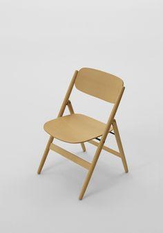 Monocle Design Top Twenty Five - Maruni Hiroshima Armless Chair.