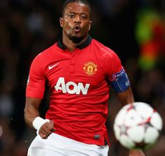 Patrice Evra Soccer News, Man United, Manchester United, Olympics, Polo Ralph Lauren, The Unit, Football, Mens Tops, Italy