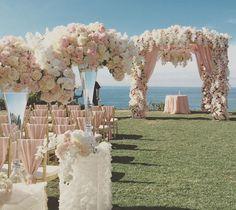 Amazing wedding ceremony
