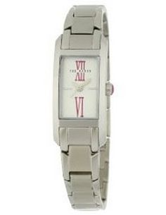 Ted Baker Female Right On Time Watch  TE4050 Silver Analog          Sale price. $49.95