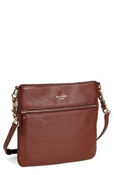 Kate Spade New York Cobble Hill Ellen Crossbody Bag Available At Nordstrom Handbags Clutches Totes Etc Pinterest Bags