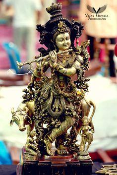 Lord Krishna.