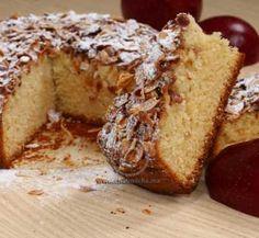 Recette Gâteau aux pommes et à la cannelle
