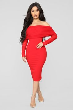 Take me on a dinner date dress - red милые платья, sexy dresses, милые наря Dinner Date Dresses, Date Dinner, Evening Dresses, Rompers Women, Jumpsuits For Women, Red Fashion, Fashion Dresses, Fashion Night, Curve Dresses