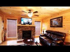 Smoky's Summit - 4 Bedroom  #greatsmokymountains #parksideresort #luxury #cabin #4bedroom #resort #virtualtour #gameroom #movietheater #hottub #firepit #grill #outdoortv