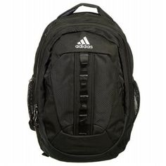 0abcad833f Adidas Ridgemont Backpack Accessories (Black) Black Backpack