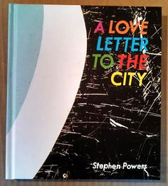 Image of A Love Letter to The City Hardcover