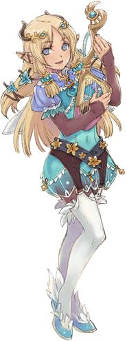 Rune Factory 4 | Margarete