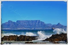 #Kaap;#Cape;#TableMountain;#ZAR;#Oneofakindyarns Table Mountain, Afrikaans, Westerns, Cape, Southern, Africa, Mountains, Travel, Mantle