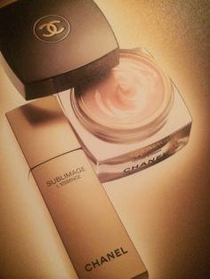 SUBLIMAGE skincare collection  #regenerate #revitalize #renew