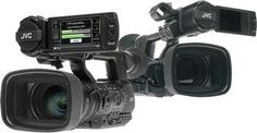 New JVC Workflow-Friendly ENG Cameras Announced at NAB