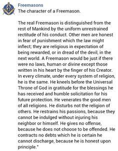 Freemasonry                                                                                                                                                                                 More