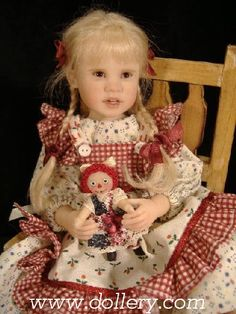 Julie Fischer Dolls