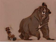 Design Bears & Raccoons 34