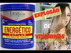 ENÉRGETICO CAPILAR FOREVERLISS - YouTube