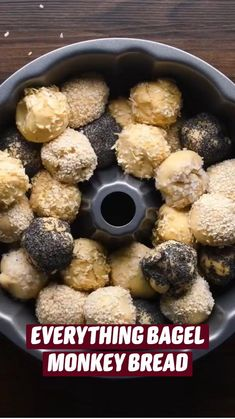 Fun Baking Recipes, Brunch Recipes, Appetizer Recipes, Dinner Recipes, Cooking Recipes, Appetizers, Monkey Bread, Snacks, Diy Food