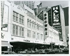 Local librarian seeks photos, stories of old Oklahoma City department stores - Article Photos Okc Ok, City Buildings, Oklahoma City, Department Store, Architecture Design, Times Square, History, Travel, Brown