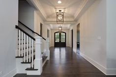 Black Doors Design Ideas, Pictures, Remodel, and Decor - page 11