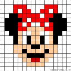 8 Meilleures Images Du Tableau Pixel Art Disney Dessin