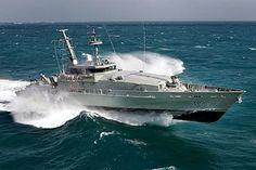 Royal Australian Navy Armidale Class Patrol Boat (ACPB).
