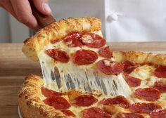 Pizza is lekker