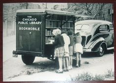 Is it or isn't it a bookmobile?