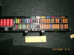 03 07 honda accord oem third brake light car parts 2000 to 2006 bmw x5 fuse box complete all the fuses