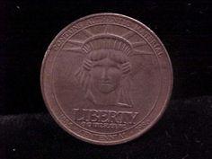 1886 1986 100 Years Sears Liberty Token Celebrating Sears New Century Authentic | eBay