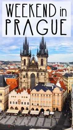 Everything you need to know to set up your perfect trip in Prague
