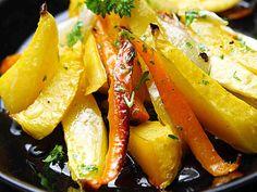 Appelsiinijuurekset - Reseptit - Yhteishyvä