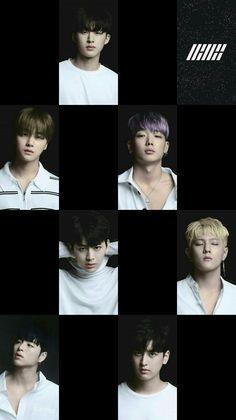 My bias💕 Kim Jinhwan, Chanwoo Ikon, Hanbin, Mixing Paint Colors, Ikon Wallpaper, Korean Group, Kpop, Yg Entertainment, Monsta X