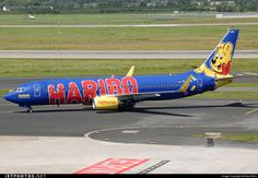 Boeing 737-8K5 D-AHFM 27986 Düsseldorf Rhein-Ruhr Int'l Airport - EDDL