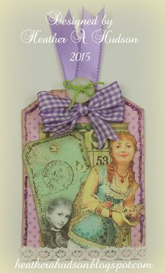 Design by Heather Hudson using Gecko Galz  products
