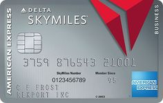 Platinum Delta SkyMiles® Business Credit Card from American Express – Review