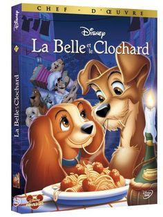 La Belle et le Clochard DVD ~ Peggy Lee