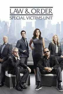 Law & Order: Special Victims Unit... I love this show!!!