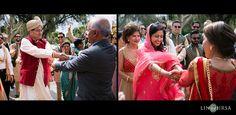 The Athenaeum and The Westin Pasadena Indian Wedding Ceremony
