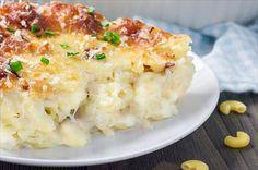 Beşamel soslu fırında makarna her partide servis etmek için harika bir yemek. Bu basit ve lezzetli fırında makarna tarifini hemen keşfedin.