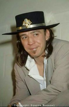 '''.August 29 1986 File Photo - Montreal (Qc) CANADA - Stevie Ray Vaughn at Montreal Miller Music Fest held at Jarry Park File_860829_VAUGHAN_Stevie_041_LS5000.JPG Copyright Pierre Roussel.......''' https://agencequebecpresse.photoshelter.com/image/I00008X7WZ.eZb0c